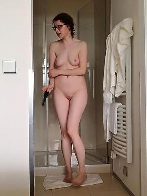 Astonishing skinny nude women