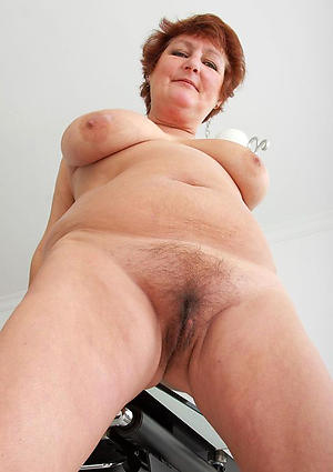 Putrid unshaved mature women photos