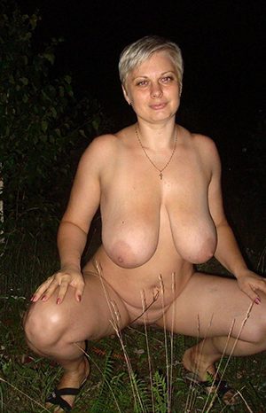 Unsatisfactory busty of age milf uncovered photos