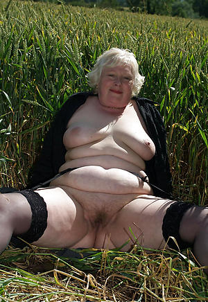 Nude grandmothers pussy pics