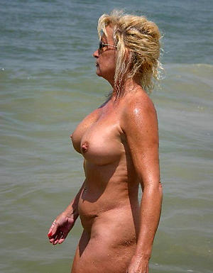 Mature Beach Pictures