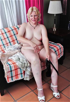 Prettychubby sexy mature women