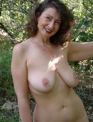 Gorgeous sexy mature brunettes