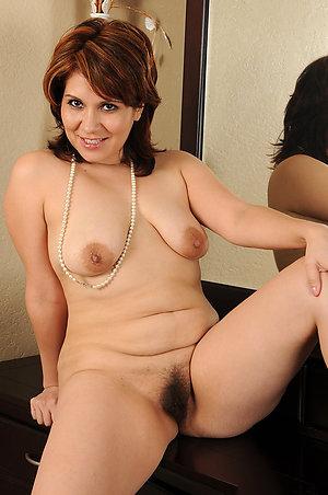 Brunettes naked older Free Mature