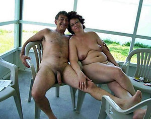 Mature softcore naked couples