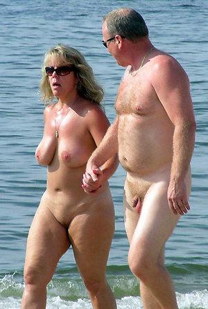 Amateur pics of nudist mature couples
