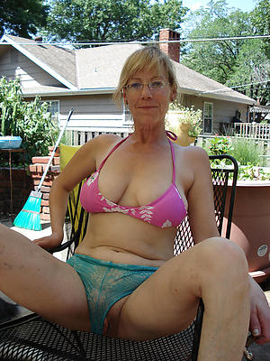Amazing amateur mature milf literal photos