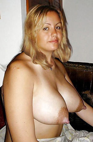 Hottest mature with obese tits amateur pics