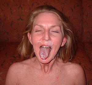 Nude mature cumshots photos