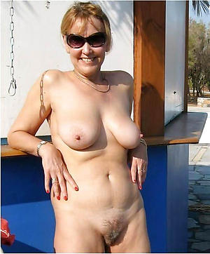 Naked unpractised mature women picture