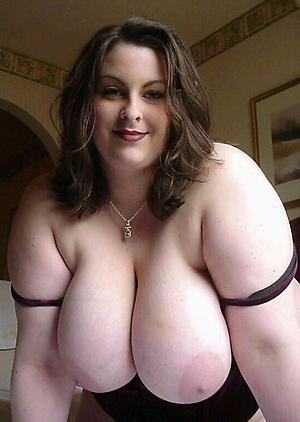 Hot porn be proper of mature incompetent big tits