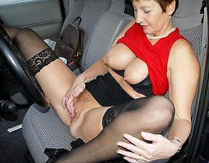 Exhausted grown-up women in car sexual relations xxx