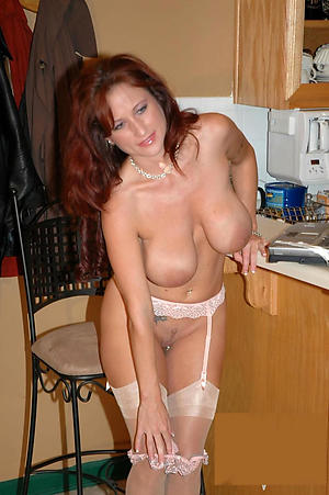 Amateur pics of busty grown-up homemade