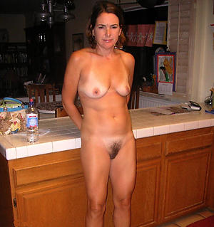 Naked super mature homemade photos