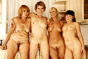 Mature group porn