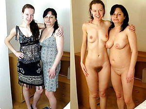 Amateur mature before and after pictures