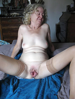 Wet pussy naked grandmothers photo