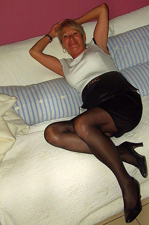 Hot porn of free mature pantyhose fetish