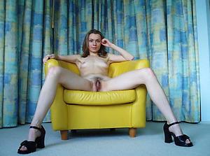 Lay pics of skinny nude mature column