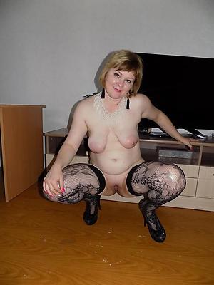 Unpaid homemade mature pussy slattern pics