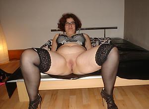 Hot porn of mature sex yon stockings