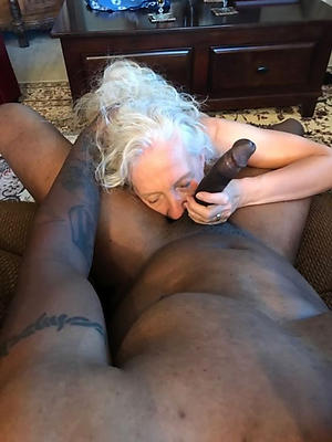 Nude mature interracial photos