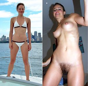 Nude women before and after gallery