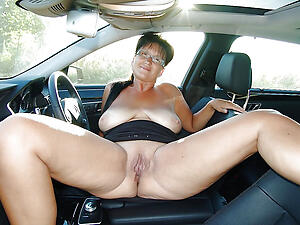 Magnificent of age sexy in motor