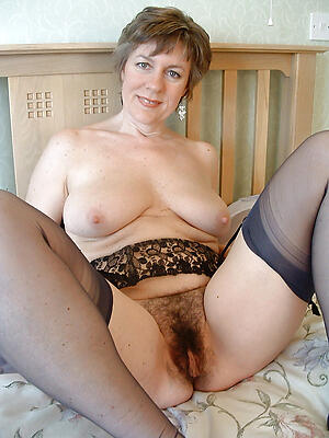 Pretty unshaved mature pussy free unclothed never boost