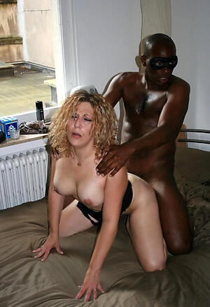 Amateur pics of sexy older interracial couples