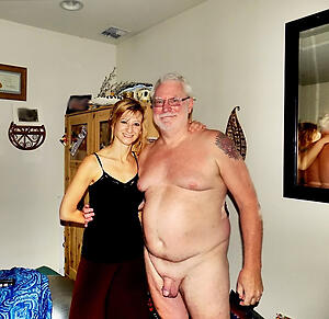 Naked of age older couples pics