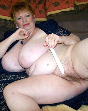 Beautiful of age slut