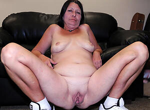 Grown-up elderly cunt pussy pics