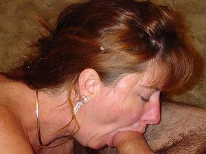 Favorite mature women cumshots pics