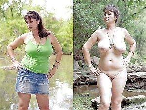 Favorite dressed undressed pics