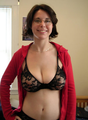 Cute horny mature ladies with glasses