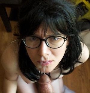Amazing sexy mature moms with glasses