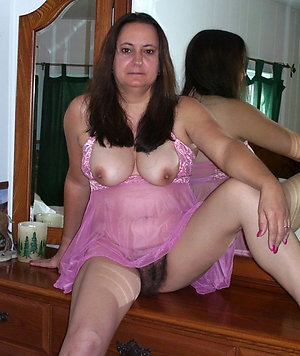 Extreme hairy old wife pictures