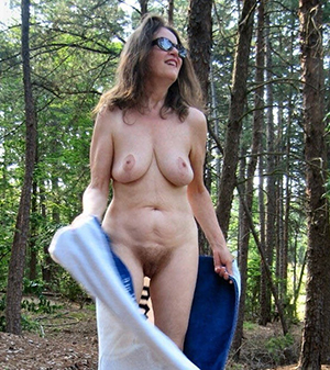 Naked older milfs with big pussies