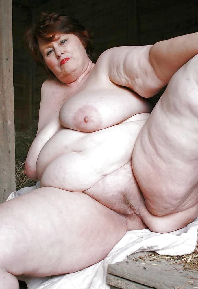Favorite fat tits mature