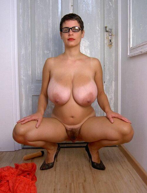 Mature Amateur Big Tits Hairy