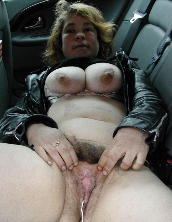 Nude women nigh hairy pussy