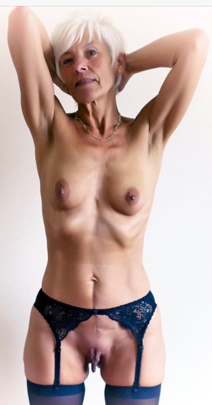 French Mature Big Boobs