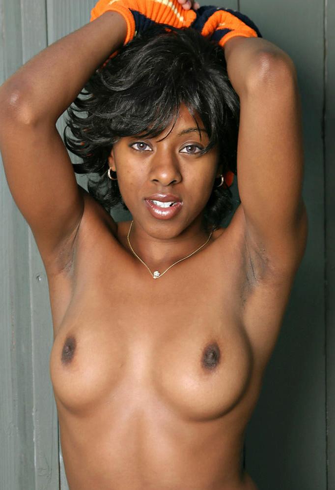 Ebony mature homemade