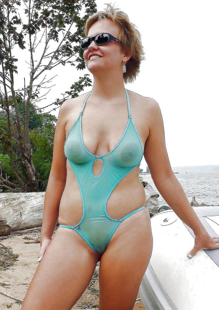 Hot porn of of age women in bikini