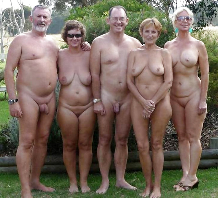 Mature group porn