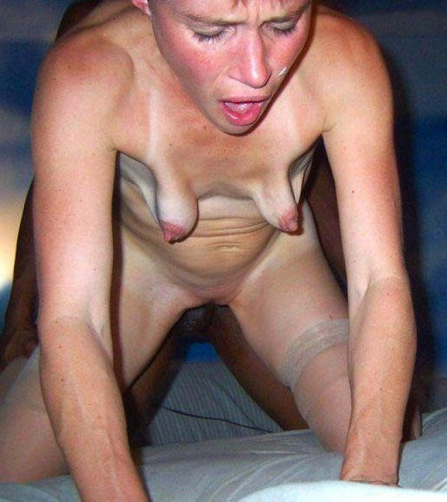 Pretty saggy old lady tits galleries